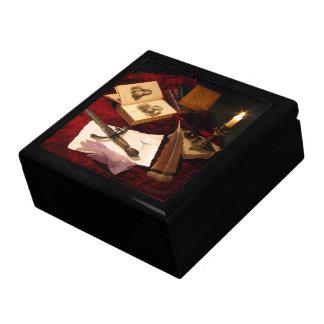 Medieval Still Life Trinket Box