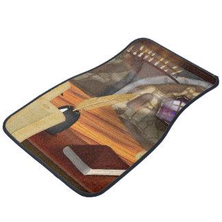 Medieval Study Car Floor Mat
