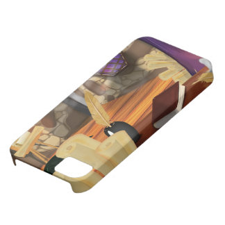 Medieval Study iPhone SE/5/5s Case