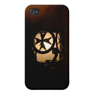 Medieval style lantern from Malta iPhone 4 Cases