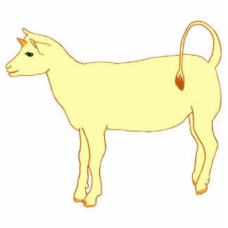 Medieval Style Unicorn Cutout