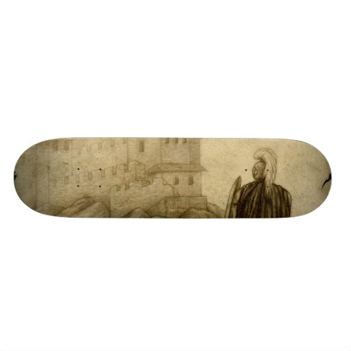 Medieval Tabla De Skate