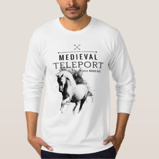 Medieval Teleport T-Shirt