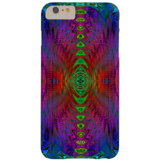 Medieval Time Warp Space Portal to Other World Barely There iPhone 6 Plus Case