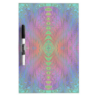 Medieval Time Warp Space Portal to Other World Dry Erase Board