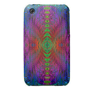 Medieval Time Warp Space Portal to Other World iPhone 3 Cover