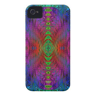 Medieval Time Warp Space Portal to Other World iPhone 4 Case