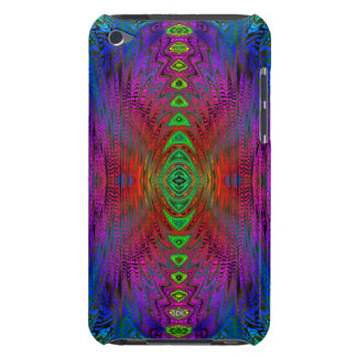 Medieval Time Warp Space Portal to Other World iPod Touch Cover