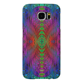 Medieval Time Warp Space Portal to Other World Samsung Galaxy S6 Case