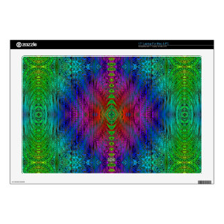 Medieval Time Warp Space Portal to Other World Skin For Laptop