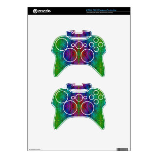 Medieval Time Warp Space Portal to Other World Xbox 360 Controller Decal