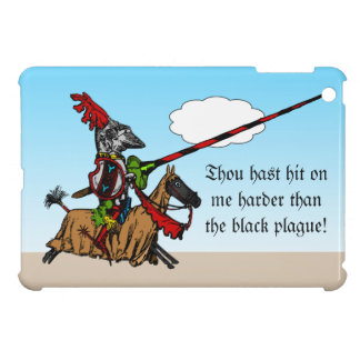 Medieval Times - Love Declaration Case For The iPad Mini