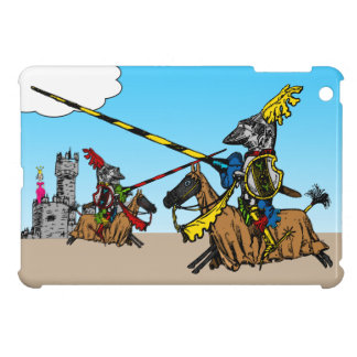 Medieval Times - Love Declaration iPad Mini Covers