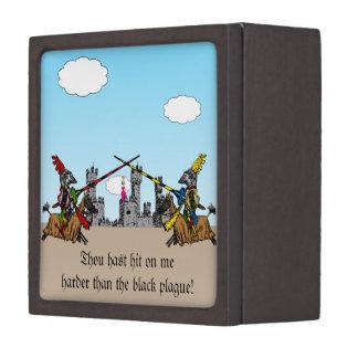 Medieval Times - Love Declaration Jewelry Box