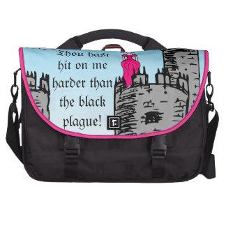 Medieval Times - Love Declaration Bag For Laptop