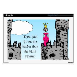 Medieval Times - Love Declaration Skin For Laptop