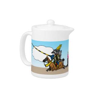 Medieval Times - Love Declaration Teapot
