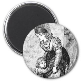 Medieval Times Magnet
