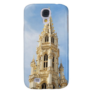 medieval Town Hall in Brussels Samsung Galaxy S4 Case
