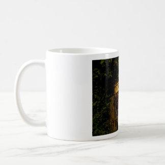 Medieval town coffee mug