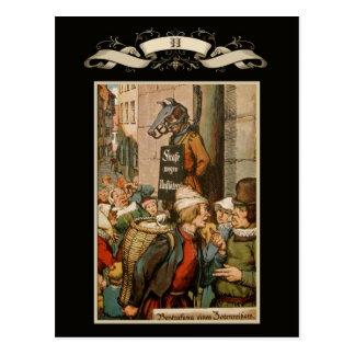Medieval Town Postcards