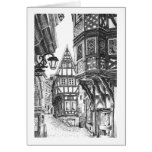 Medieval Townscape Cards