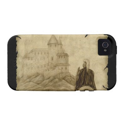 Medieval Vibe iPhone 4 Cases