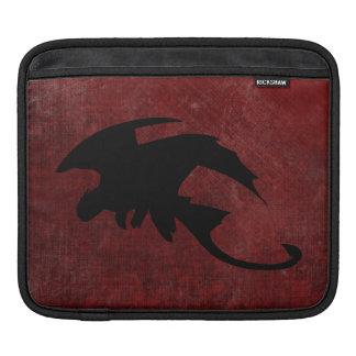 Medieval Vintage Fantasy Dragon Sleeve For iPads