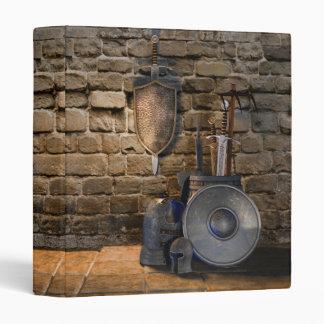 Medieval Weaponry Binder