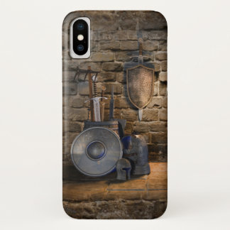 Medieval Weaponry iPhone X Case