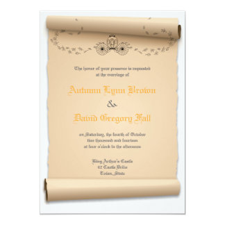 medieval wedding invitations & announcements | zazzle, Wedding invitations