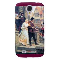 Medieval Wedding Romance Samsung S4 Case