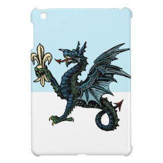 medieval Wyvern Dragon Ipad Mini Case Fantasy Myth