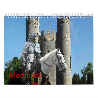 Medieval Calendarios
