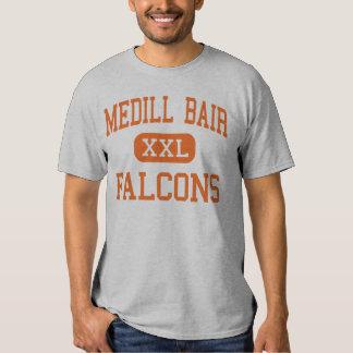 Medill Bair - Falcons - alto - colinas de Fairless Camisas