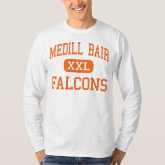 Medill Bair - Falcons - alto - colinas de Fairless Polera