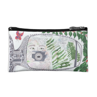 Medilludesign - Interconnection Cosmetic Bag