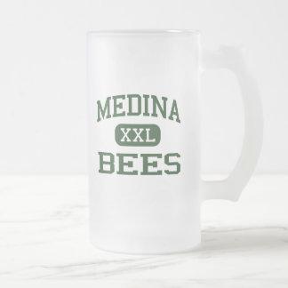 Medina - abejas - High School secundaria de Medina Taza De Cristal