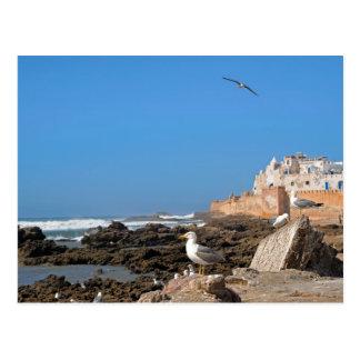 Medina de Essaouira y de la costa atlántica Tarjeta Postal
