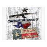 Medina For Governor Invites