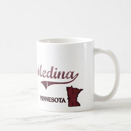 Medina Minnesota City Classic Mug