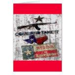 Medina para el gobernador tarjeta