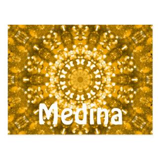 Medina Saudi Arabia postcard
