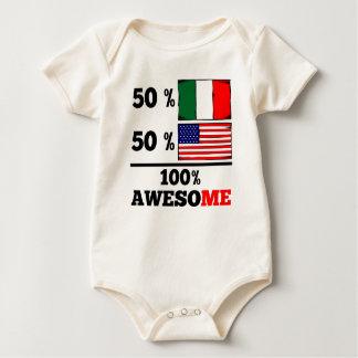 Medio americano a medias italiano mamelucos