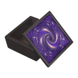 """Medio de la caja de regalo del Glo-Remolino (3"""" X Caja De Regalo De Calidad"""