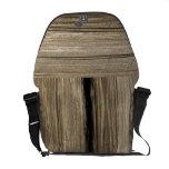 Medio de madera de la bolsa de mensajero del tabló bolsa de mensajería