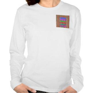 Medio EQUILIBRÓ a medias la energía de la luna par Camisetas