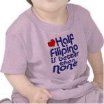Medio filipino… camiseta