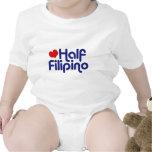 Medio filipino traje de bebé