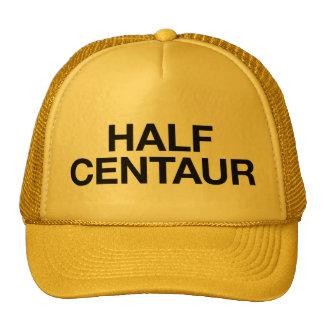 MEDIO gorra del camionero del lema de la diversión